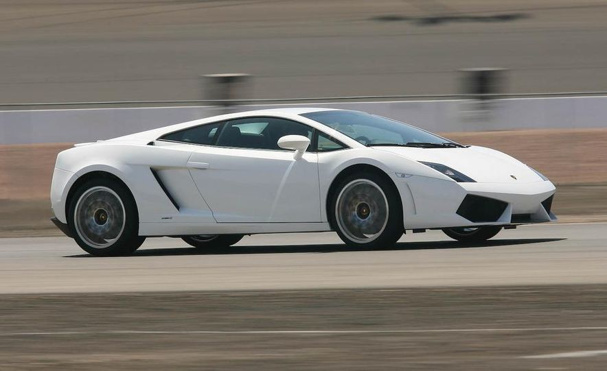 2009 Lamborghini Gallardo LP560-4 - Slide 14