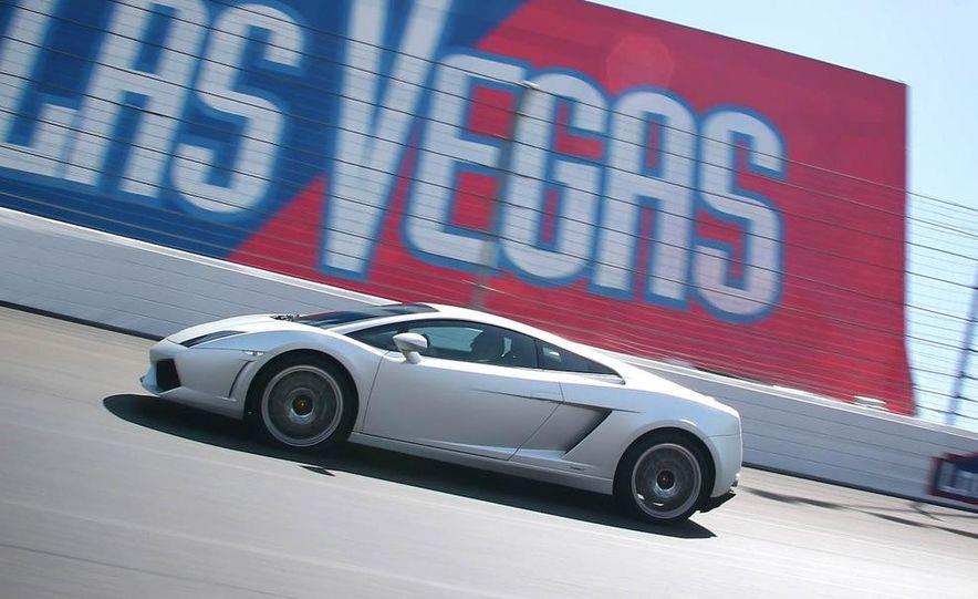 2009 Lamborghini Gallardo LP560-4 - Slide 16