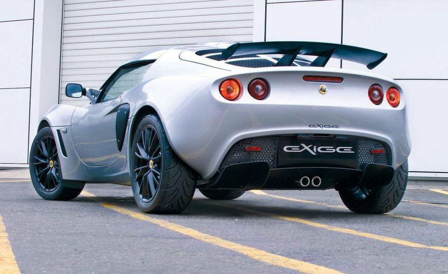 2008 Lotus Exige - Slide 1