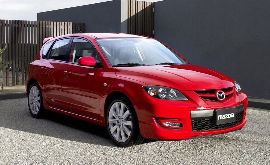 2008 Mazdaspeed 3 - Slide 3