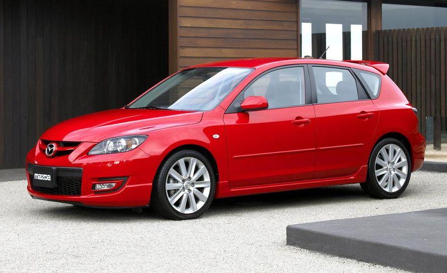 2008 Mazdaspeed 3 - Slide 4