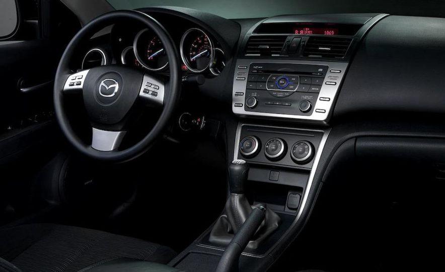 2008 Mazdaspeed 3 - Slide 33