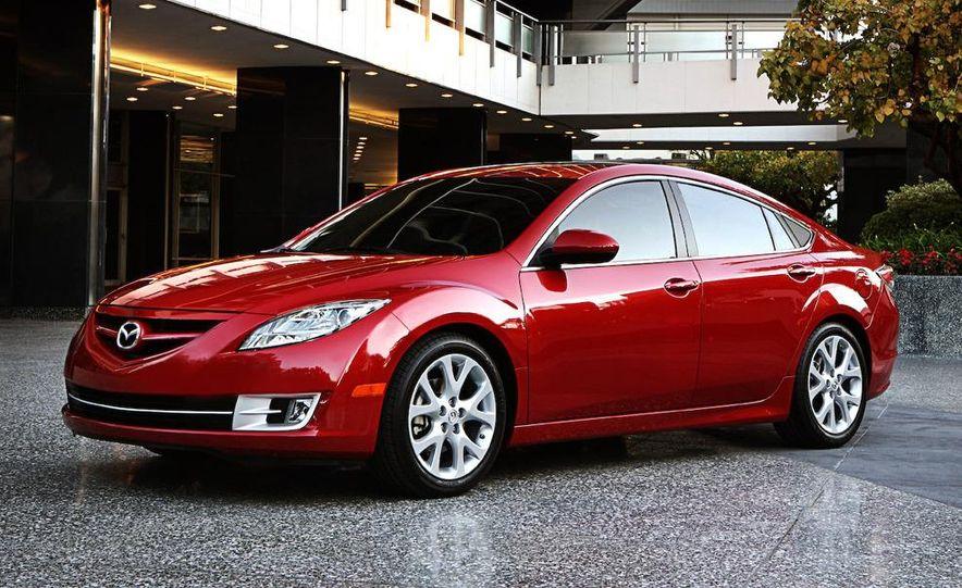 2008 Mazdaspeed 3 - Slide 29