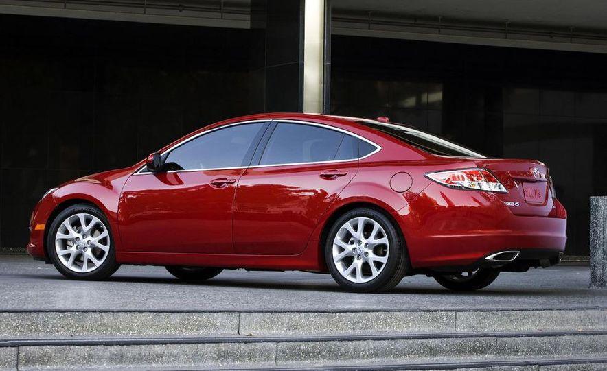 2008 Mazdaspeed 3 - Slide 30