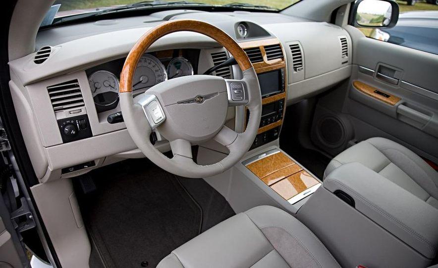2009 Dodge Durango hybrid - Slide 23
