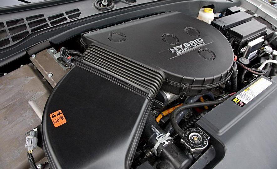 2009 Dodge Durango hybrid - Slide 13
