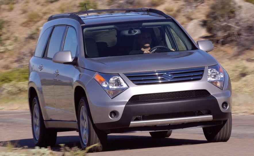 2008 Suzuki XL7 - Slide 1
