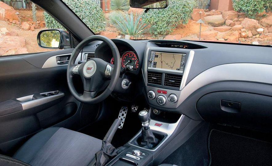 2009 Subaru Forester - Slide 21