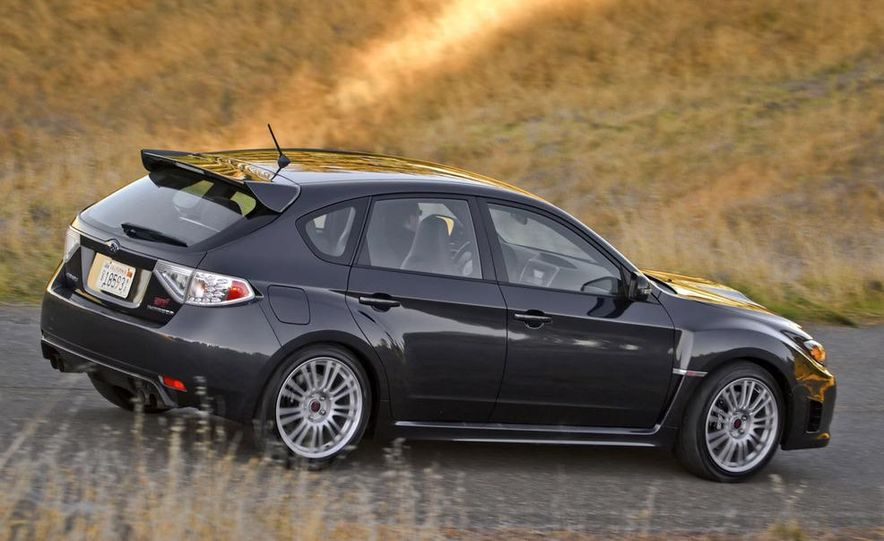 2009 Subaru Forester - Slide 20