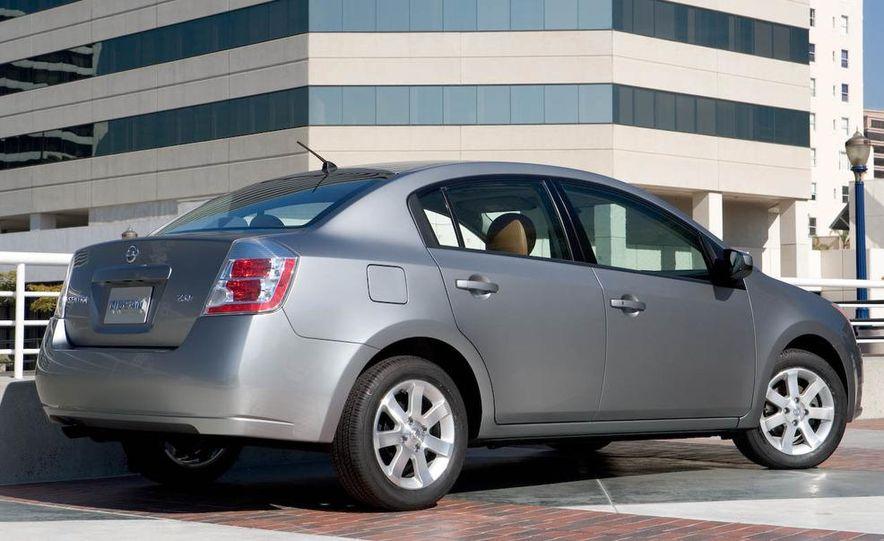 2009 Nissan Murano interior - Slide 43