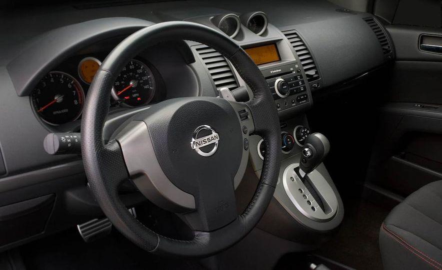 2009 Nissan Murano interior - Slide 45