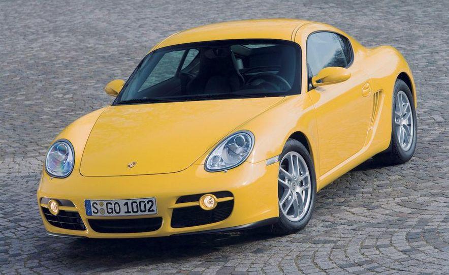 2008 Porsche Boxster S - Slide 5