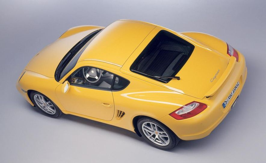 2008 Porsche Boxster S - Slide 6