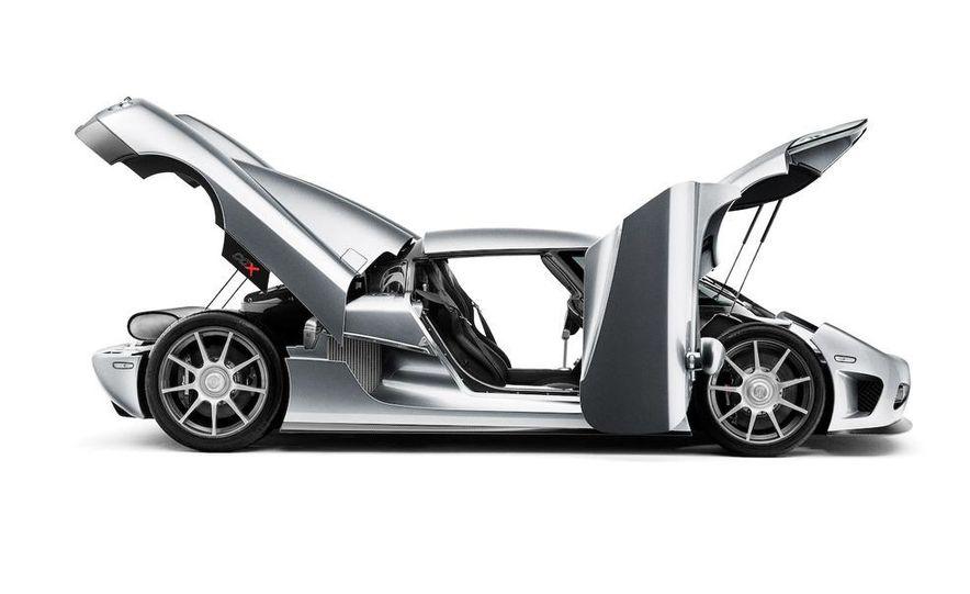 2008 Koenigsegg CCX - Slide 2