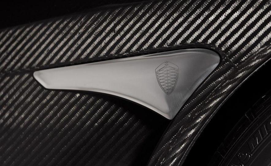 2008 Koenigsegg CCX - Slide 11
