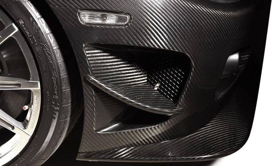 2008 Koenigsegg CCX - Slide 9