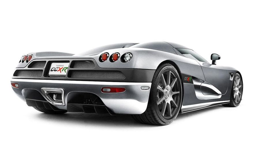 2008 Koenigsegg CCX - Slide 5