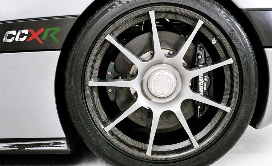 2008 Koenigsegg CCX - Slide 6