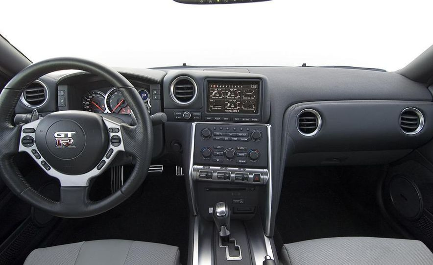 2008 Nissan Altima hybrid - Slide 23
