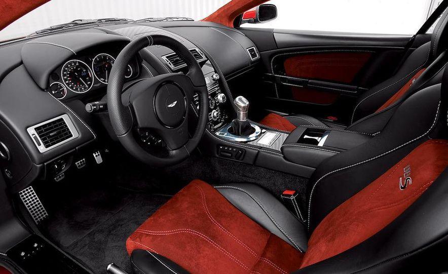 2008 Aston Martin DBS and 2009 Ferrari 599GTB Fiorano - Slide 17