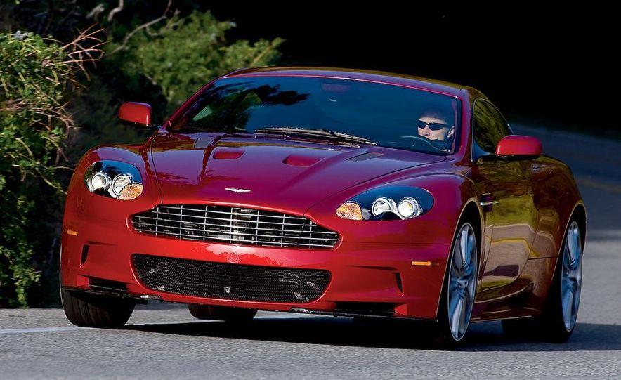2008 Aston Martin DBS and 2009 Ferrari 599GTB Fiorano - Slide 18