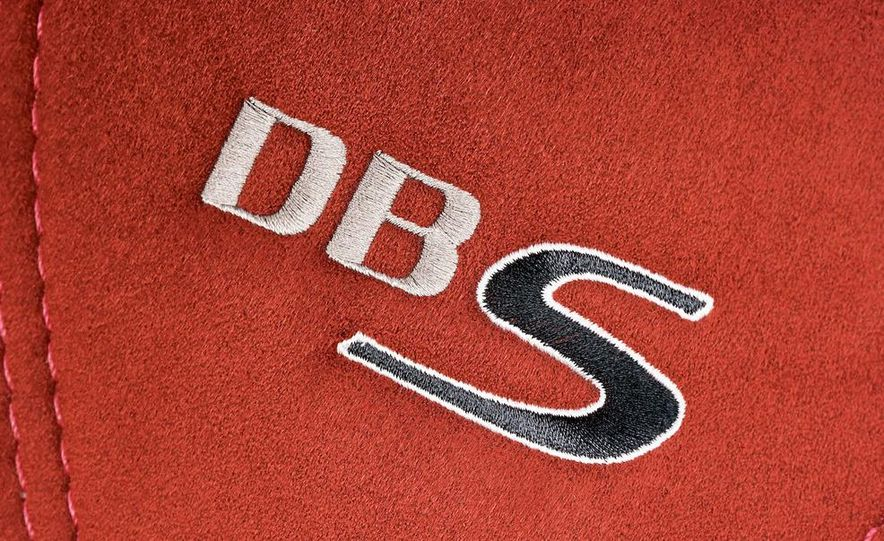 2008 Aston Martin DBS and 2009 Ferrari 599GTB Fiorano - Slide 15