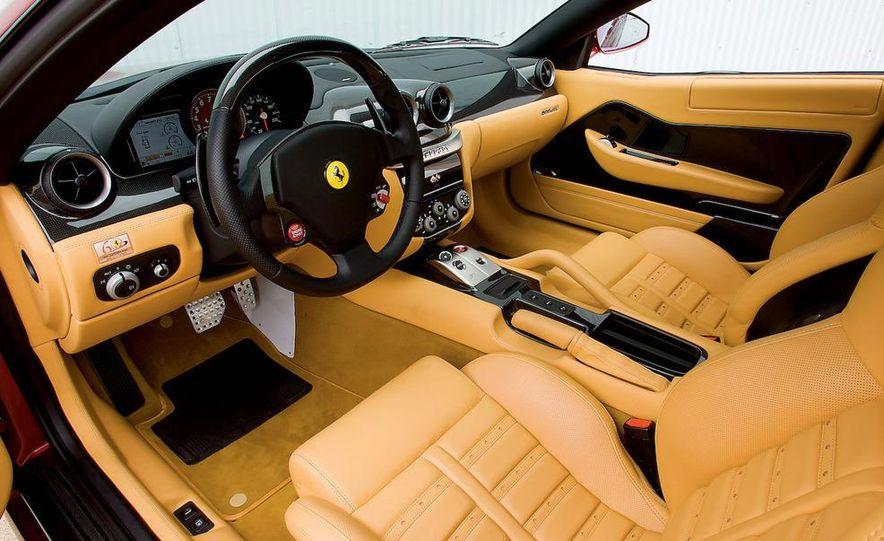 2008 Aston Martin DBS and 2009 Ferrari 599GTB Fiorano - Slide 28
