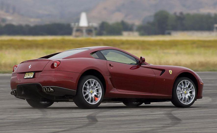 2008 Aston Martin DBS and 2009 Ferrari 599GTB Fiorano - Slide 32