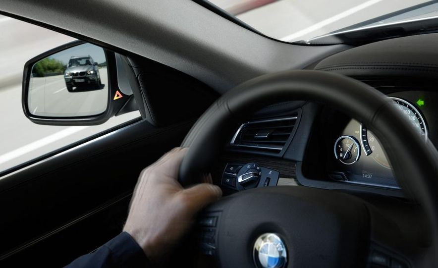 2009 BMW 7-series - Slide 67