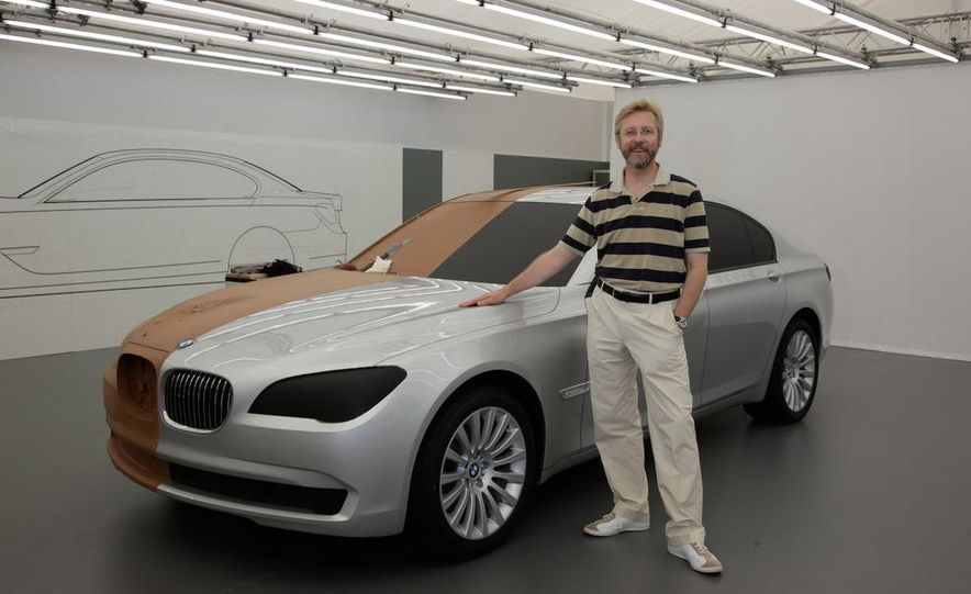 2009 BMW 7-series - Slide 28