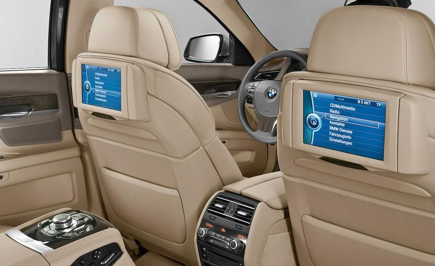 2009 BMW 7-series - Slide 53