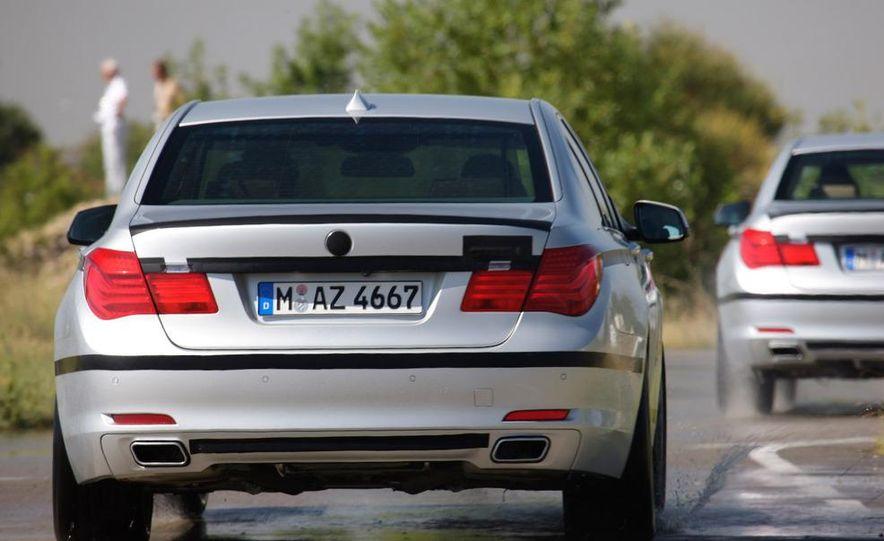 2009 BMW 7-series - Slide 22
