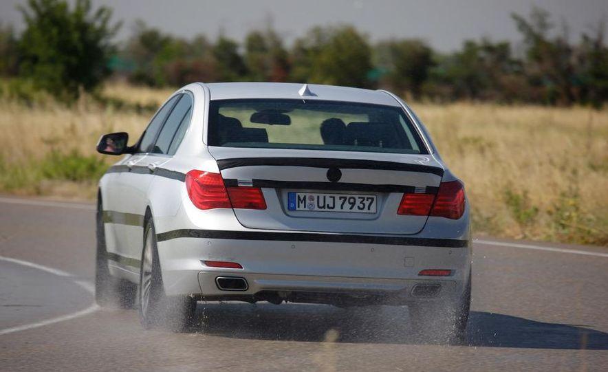 2009 BMW 7-series - Slide 23