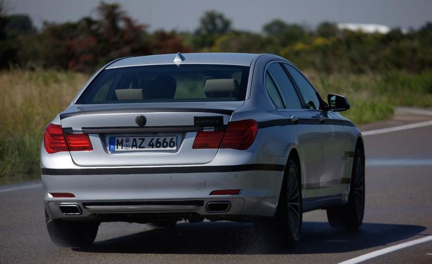 2009 BMW 7-series - Slide 27