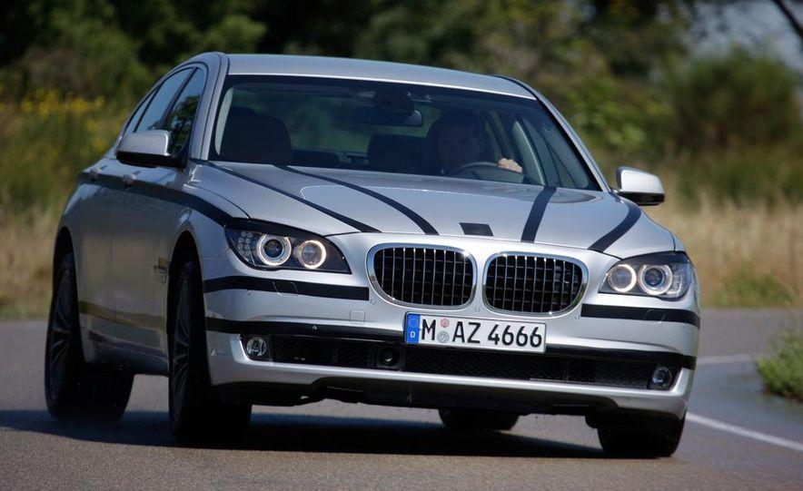 2009 BMW 7-series - Slide 5
