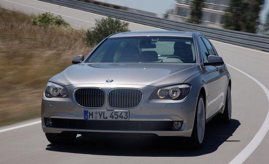 2009 BMW 7-series - Slide 45