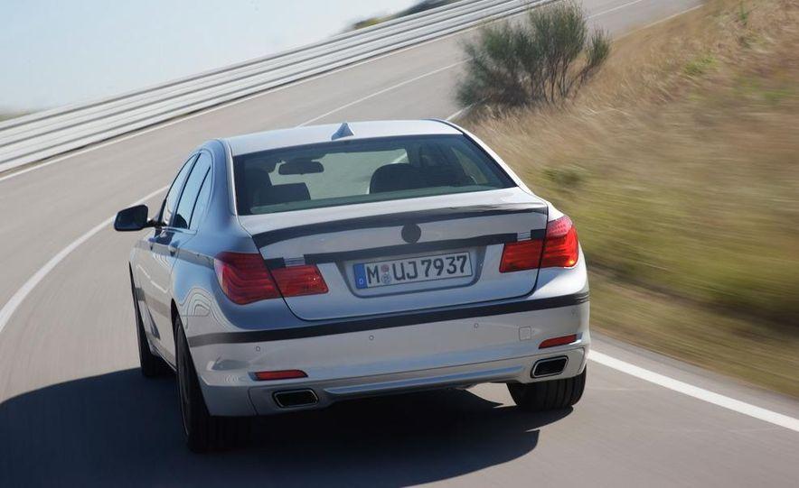 2009 BMW 7-series - Slide 47