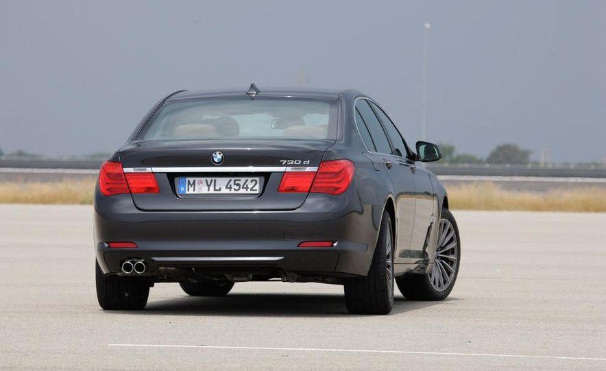 2009 BMW 7-series - Slide 43