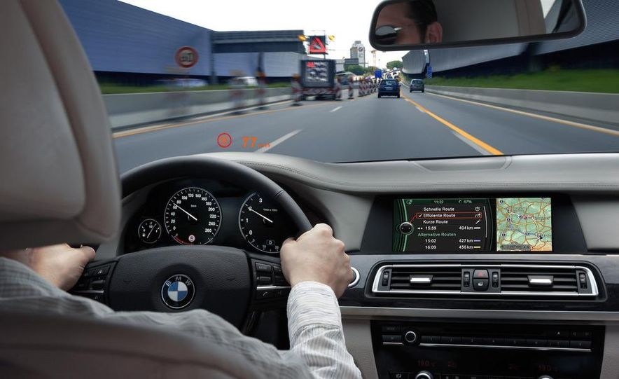 2009 BMW 7-series - Slide 65