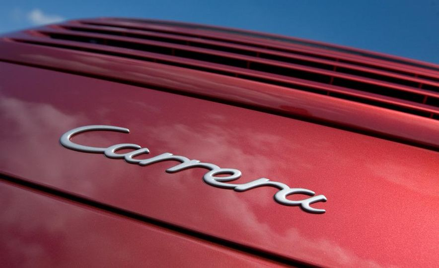 2009 Porsche 911 Carrera and Carrera S coupes and Cabriolets - Slide 9