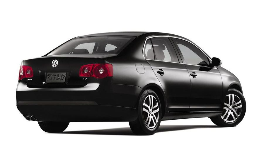 2009 Volkswagen Jetta TDI - Slide 5