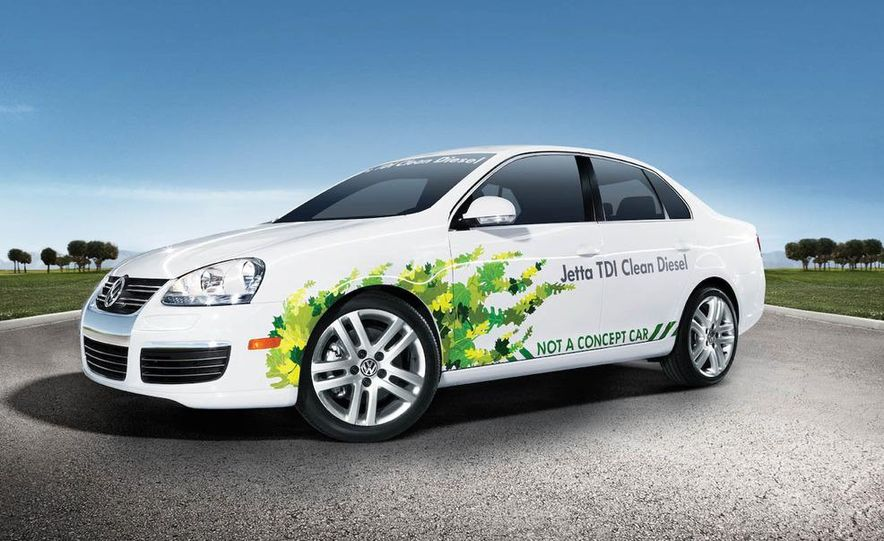 2009 Volkswagen Jetta TDI - Slide 1