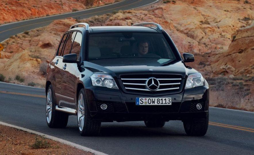 2010 Mercedes-Benz GLK350 4MATIC - Slide 19