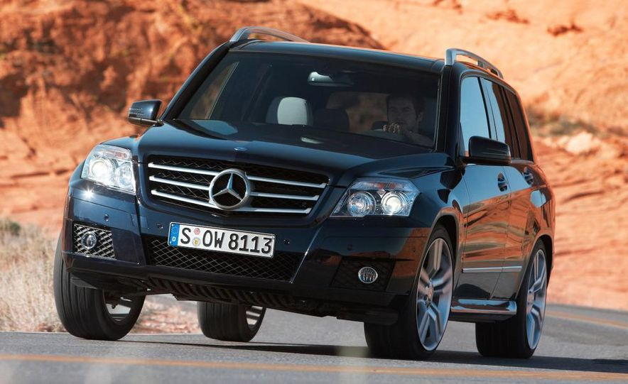 2010 Mercedes-Benz GLK350 4MATIC - Slide 21