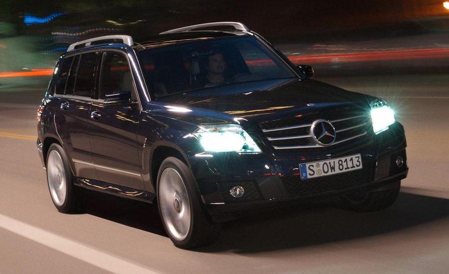 2010 Mercedes-Benz GLK350 4MATIC - Slide 26
