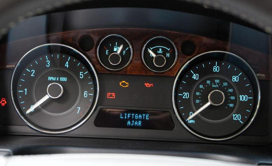 2009 Ford Flex Limited AWD - Slide 27