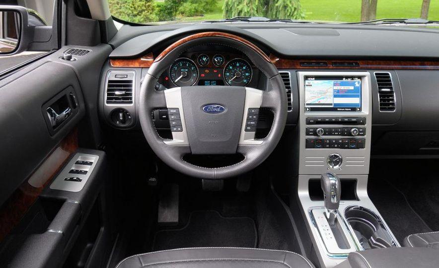 2009 Ford Flex Limited AWD - Slide 26