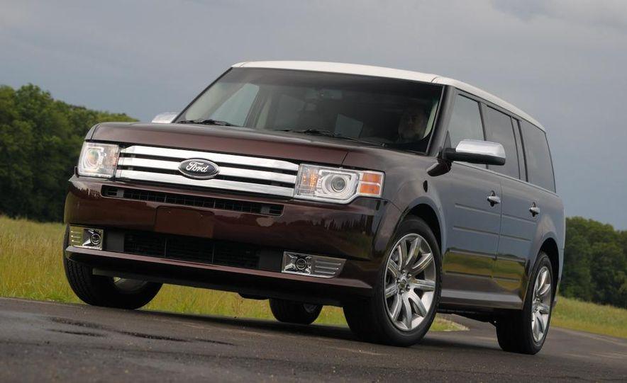 2009 Ford Flex Limited AWD - Slide 3