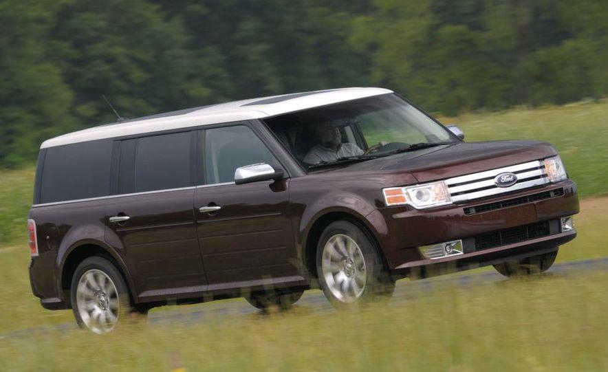 2009 Ford Flex Limited AWD - Slide 7