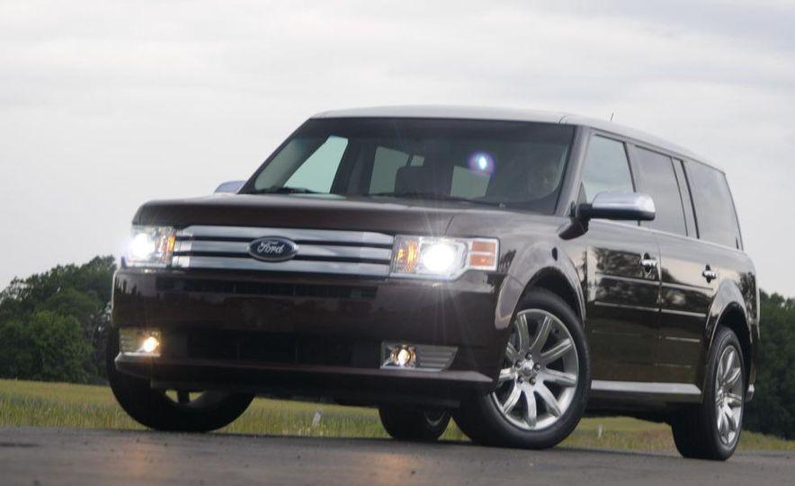 2009 Ford Flex Limited AWD - Slide 14